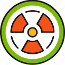 ecology, electricity, energy, environment, nuclear, power icon