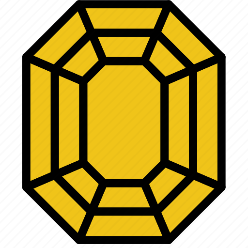 diamond, gem, jewelry, marquise, precious, stone icon