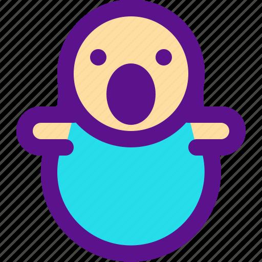 baby, birth, boy, parents, pregnant icon