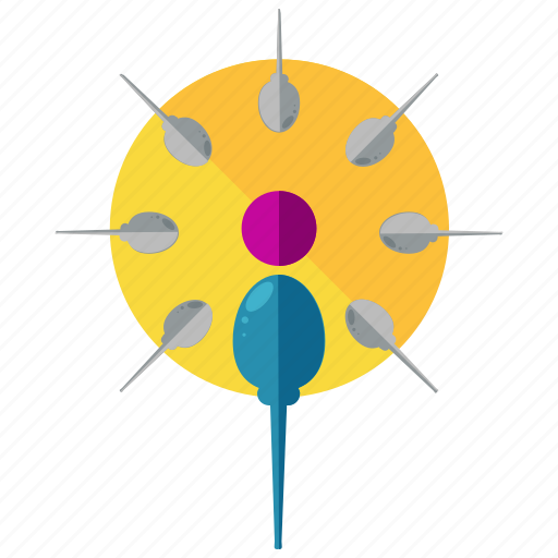 egg, fertilization, ovum, pregnancy, reproduction, sperm icon
