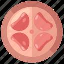 female, organ, pregnancy, reproductive, uterus icon