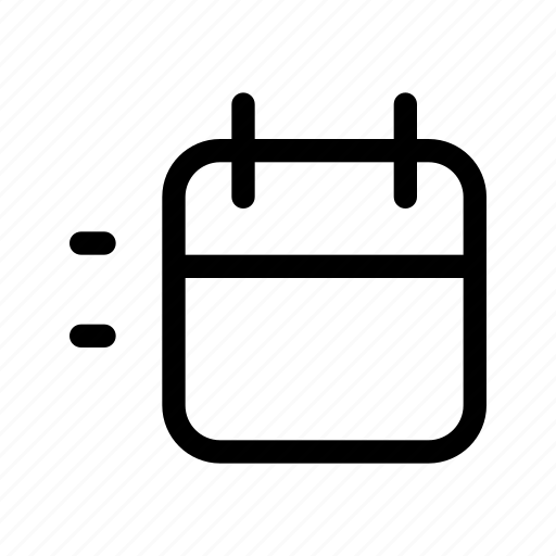 calendar, delivery, express, fast, sameday, service icon