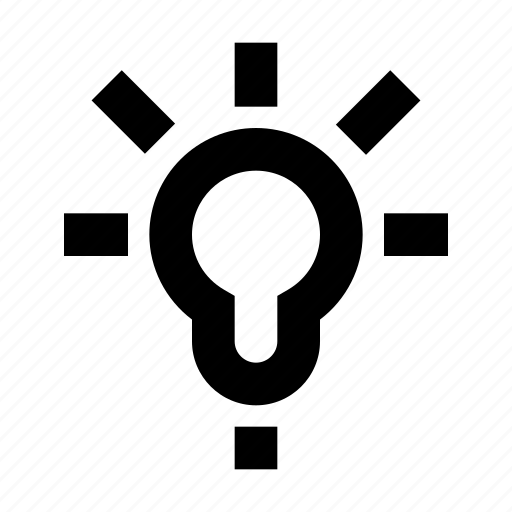 brighntess, creativity, idea, lamp, light icon