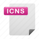 document, documents, file, files, format, icns icon