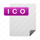 document, documents, file, files, format, ico icon