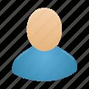 human, male, man, people, person, profile, user