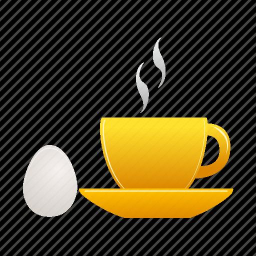 breakfast, egg, food icon