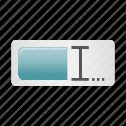 change, edit, rename icon