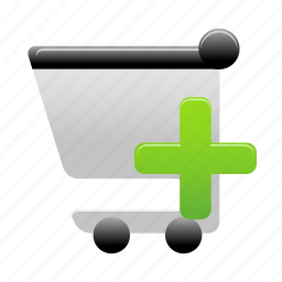 add, buy, cart, ecommerce, plus, shopping, shopping cart icon