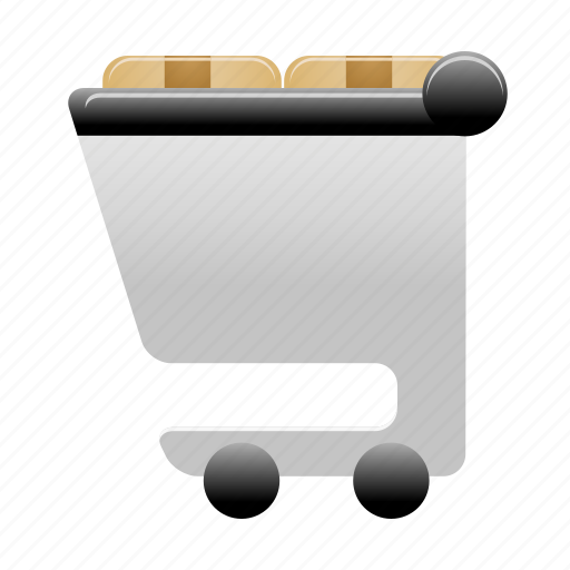 buy, cart, delivery, ecommerce, full, shopping icon