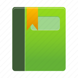 autocomplete, book, knowledge, learning, notebook, reading, study icon