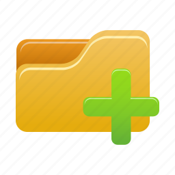 add, document, documents, folder, new, plus icon