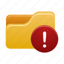document, documents, file, files, folder, warning icon