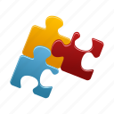 addons, game, piece, puzzle icon