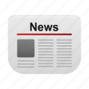 announcements, announcement, news, newspager, newspaper, advertising, article icon