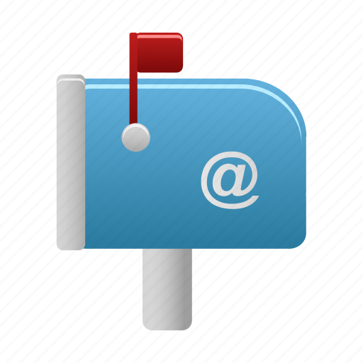 email, inbox, mail, mailbox icon
