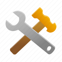 building, construction, maintenance, options, settings, tool, tools icon