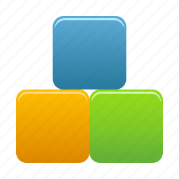 group, management, organization, structure icon