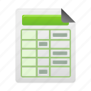 document, file, list, page, paper, survey, surveys icon