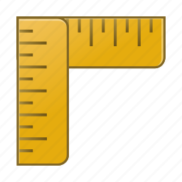 measure, ruler, rulers, tool, tools icon