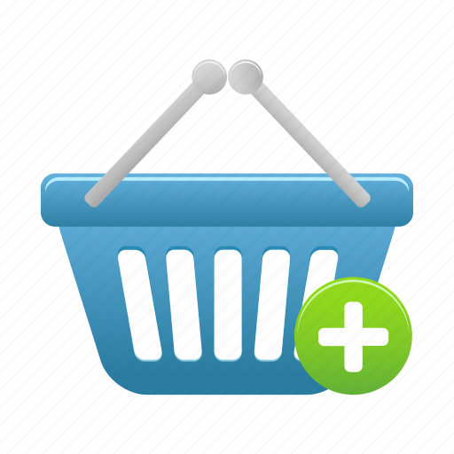 add, basket, buy, cart, ecommerce, shop, shopping icon