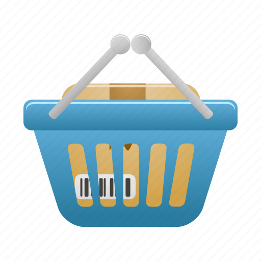 basket, buy, cart, ecommerce, full, shop, shopping icon