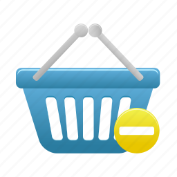 basket, buy, cart, ecommerce, prohibit, shop, shopping icon