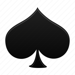 card, cards, gamble, play, spades icon