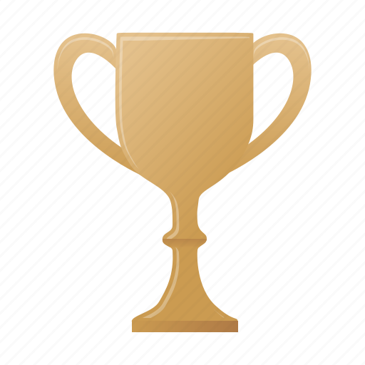 award, bronze, cup, medal, prize, trophy icon