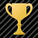 cup, gold, medal, prize, trophy, winner