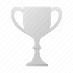 award, cup, prize, silver, trophy icon
