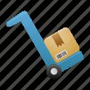 delivery, forklift, shipping, shop, transport, transportation