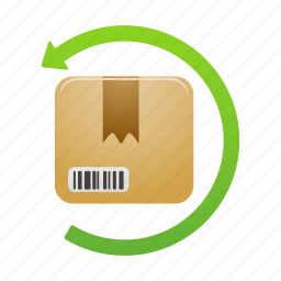back, return, returns, undo icon