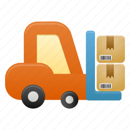 delivery, shipping, transport, transportation icon