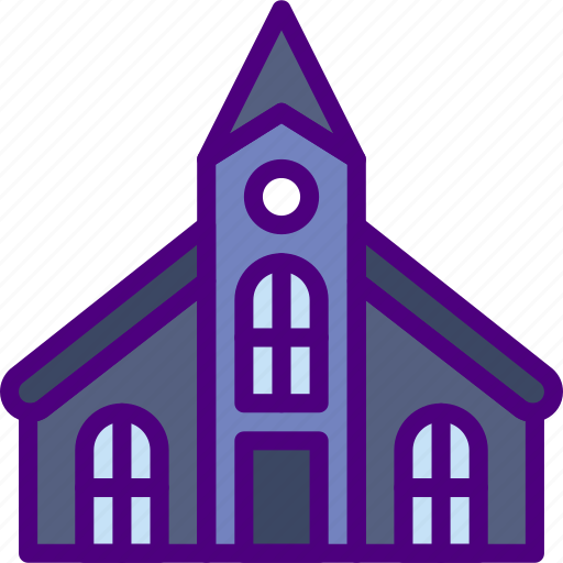 building, church, city, construction, home, urban icon