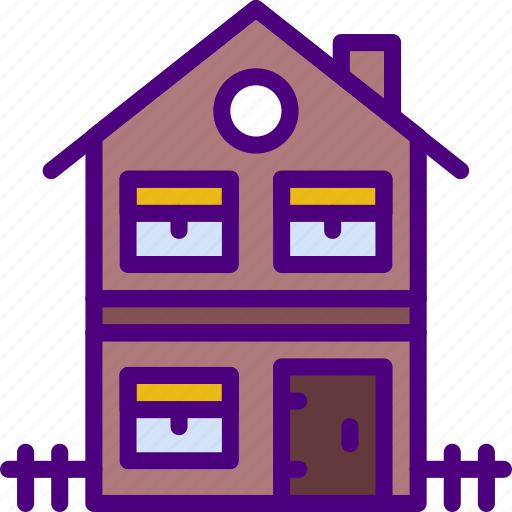 building, city, construction, home, house, urban icon