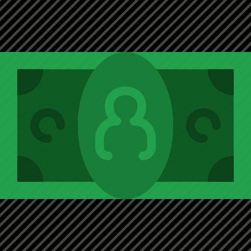 bill, business, dollar, finance, marketing, money, office icon