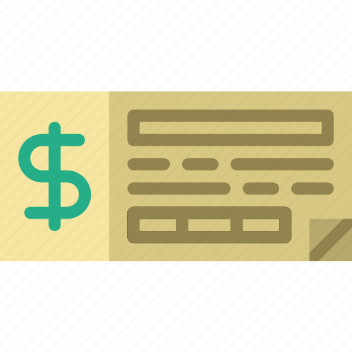 business, checkbook, finance, marketing, money, office icon