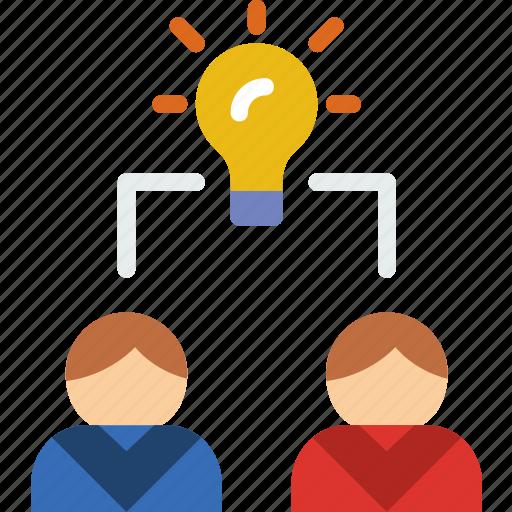 business, finance, ideas, marketing, money, office icon