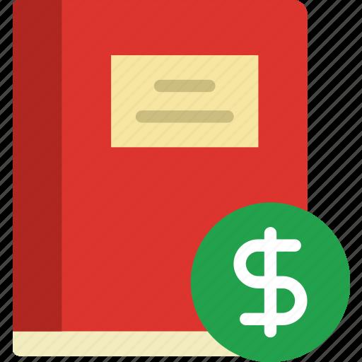 business, finance, knowledge, marketing, money, office icon