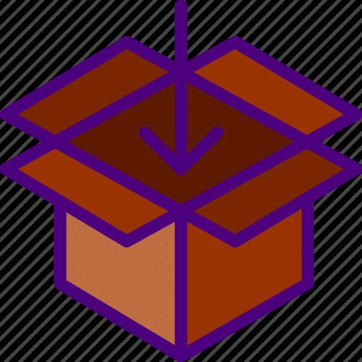 box, business, finance, marketing, money, office icon