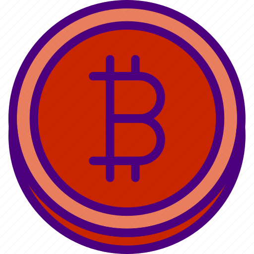 bitcoin, business, finance, marketing, money, office icon