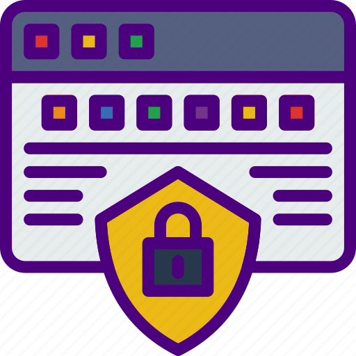 business, finance, internet, marketing, money, office, security icon