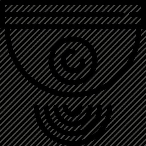 camera, connection, internet, network, web, wireless icon