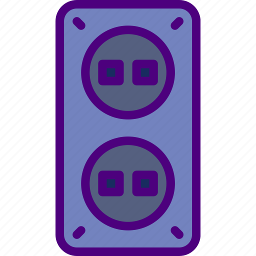 connection, internet, network, socket, wall, web icon