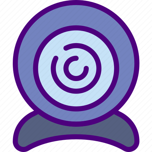 camera, connection, internet, network, web icon