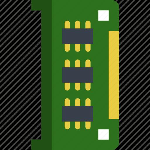 device, gadget, phone, ram, technology icon