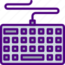 device, gadget, keyboard, phone, technology icon