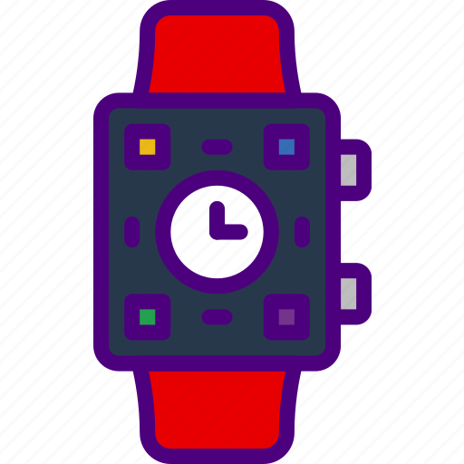 device, gadget, phone, smartwatch, technology icon