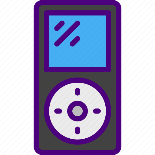 device, gadget, ipod, phone, technology icon